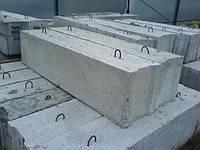 Блоки бетонные ФБС (железобетонные блоки) от производителя