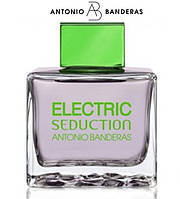 Antonio Banderas Electric Seduction In Black, Антонио Бандерас Электрик Седакшн Ин Блэк, мужской