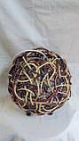 Ночник плетеный Шар размер 30*30, фото 2