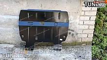 Захист піддона картера Вольво S80 2007 (сталевий захист двигуна Volvo S80)