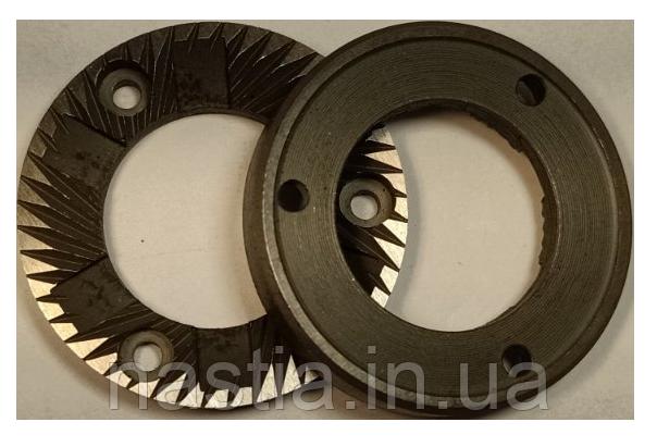 9141.004 (126520119) Ножі(пара), металеві, Vending, Ambra