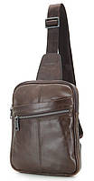 Рюкзак Vintage 14395 шкіряний Коричневий, фото 1