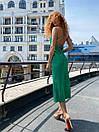 Сукня жіноча зелена SVON MKP3045, фото 4