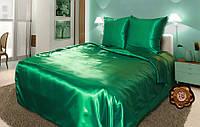 Двойной постельный комплект A0003 зеленый