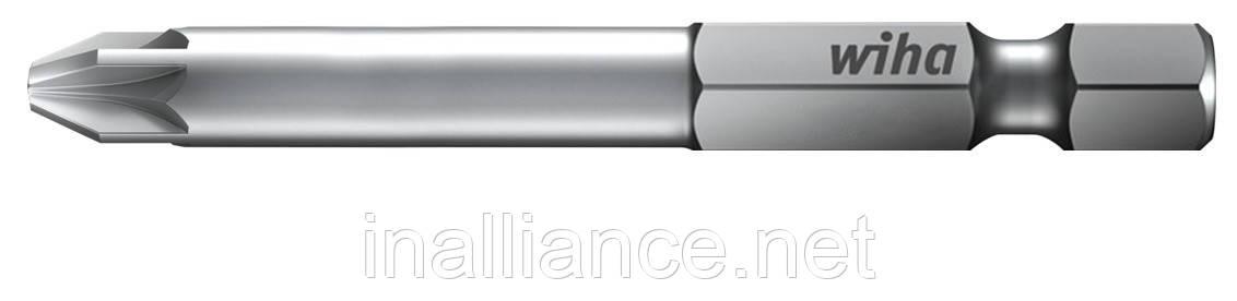 Бит PZ2 x 50 мм Professional Wiha 33707
