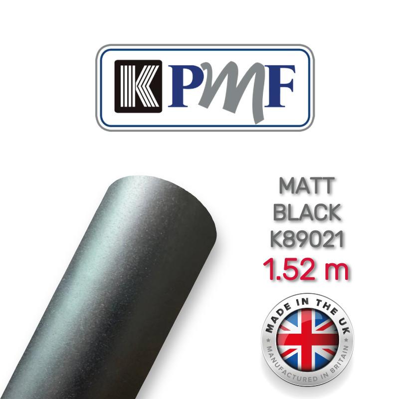 Черная матовая пленка KPMF Matt Black K89021