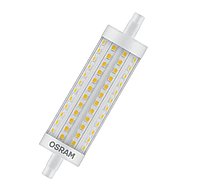 Светодиодная диммируемая лампа LED PLI 118125D 15W/827 230V R7S20X1, OSRAM