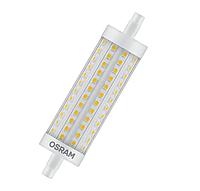 Світлодіодна диммируемая лампа LED PLI 118125D 15W/827 230V R7S20X1, OSRAM