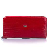 Кошелек женский кожаный Desisan 09-131 красный лазер, фото 1