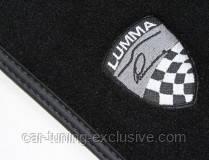 LUMMA floor mats BLACK for Mercedes G-class W463A