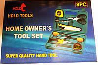 Ручной набор инструментов для дома Home Оwner's Tool Set на 8 предметов (Хоум Овнерс Тул), фото 1