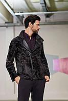 Куртка-косуха з свакары для чоловіків