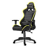 Ігрове крісло HUZARO Нова генерація FORCE 6.0 RGB LED Бренди Європи, фото 5