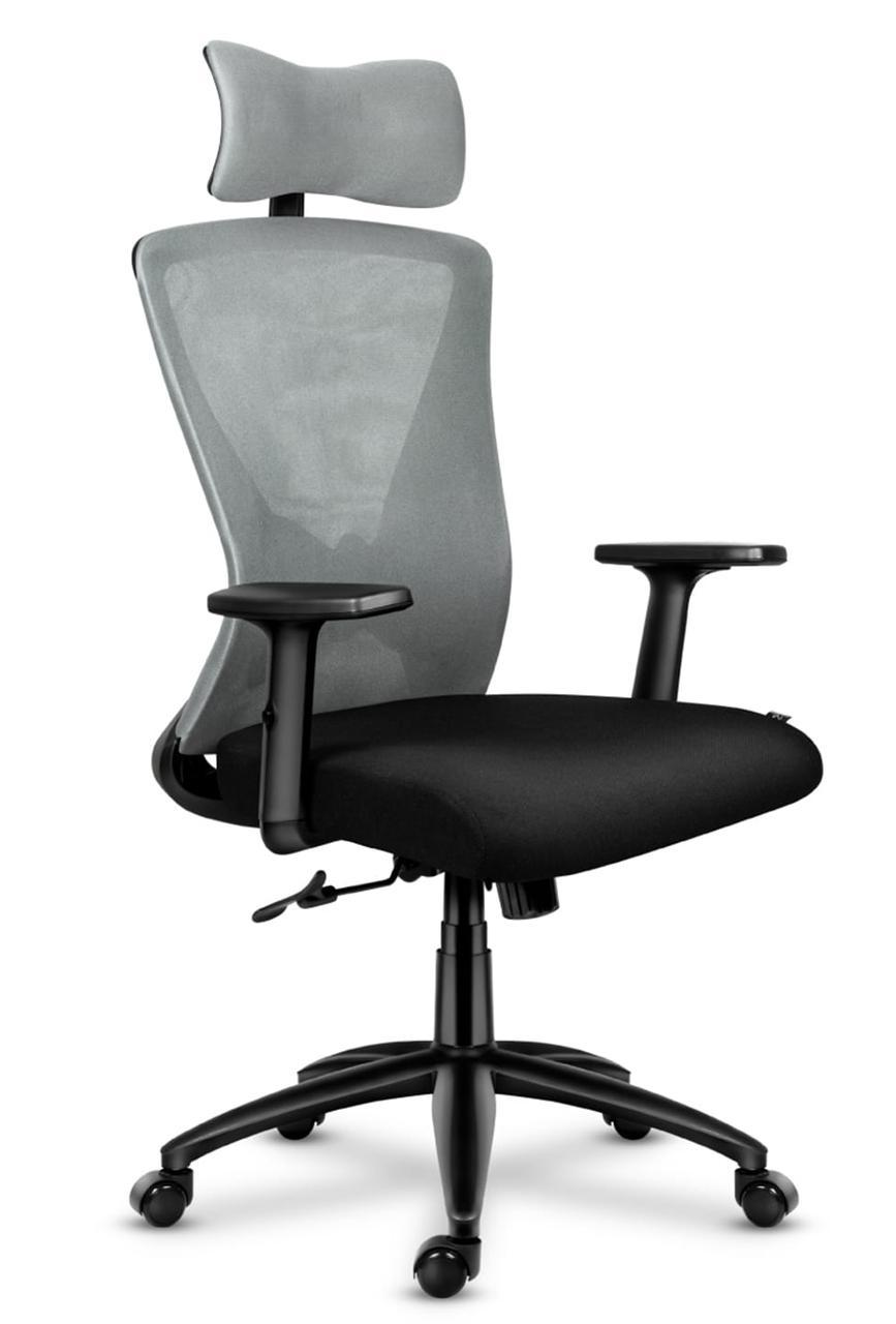 Крісло офісне MARKADLER Нова генерація MANAGER 3.0 GREY