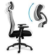 Крісло офісне MARKADLER Нова генерація MANAGER 3.0 GREY, фото 6