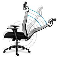 Крісло офісне MARKADLER Нова генерація MANAGER 3.0 GREY, фото 9