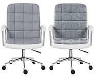 Офісне крісло MARKADLER Нова генерація FUTURE 4.0 GREY MESH Бренди Європи, фото 4