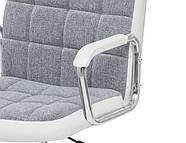 Офісне крісло MARKADLER Нова генерація FUTURE 4.0 GREY MESH Бренди Європи, фото 6