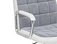 Офісне крісло MARKADLER Нова генерація FUTURE 4.0 GREY MESH Бренди Європи, фото 7