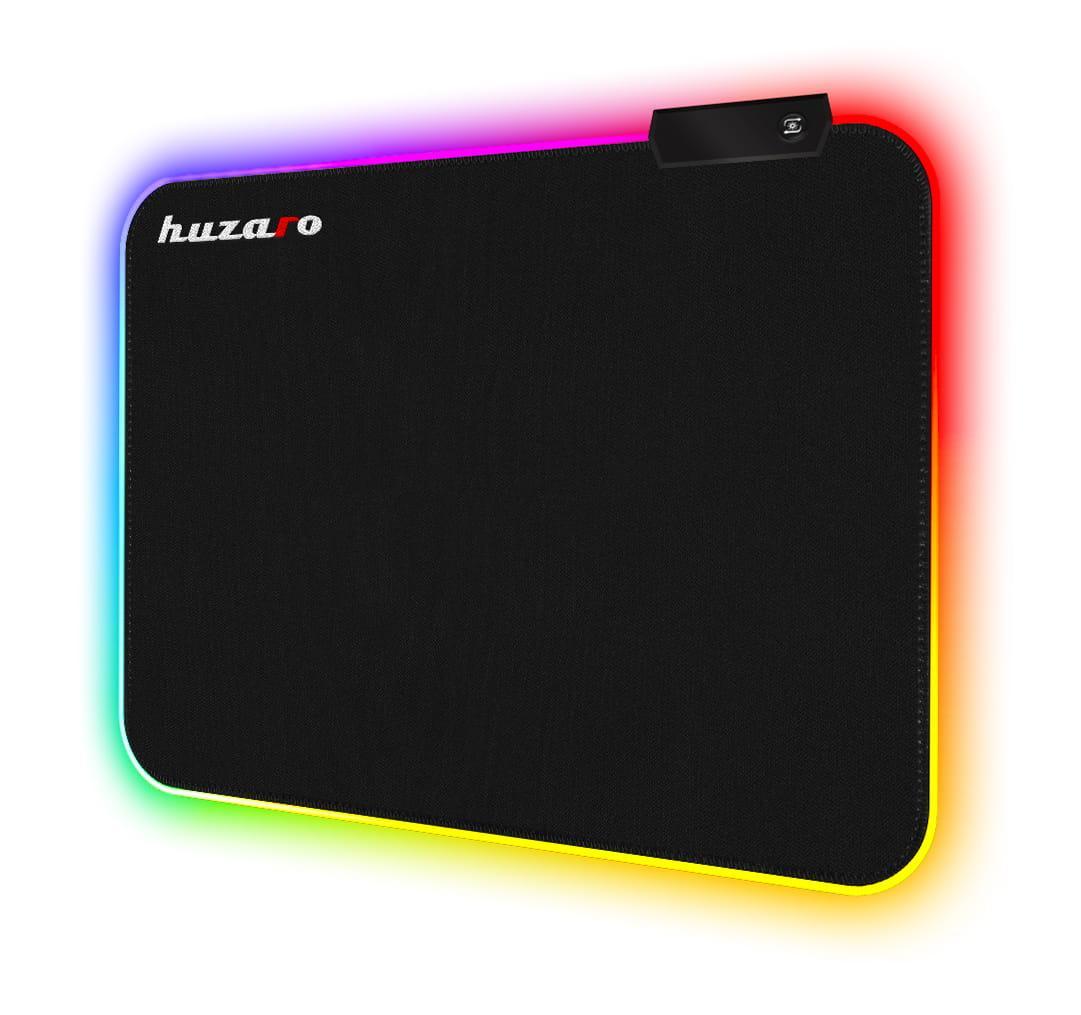 Геймерський килимок HUZARO Нова генерація RGB S