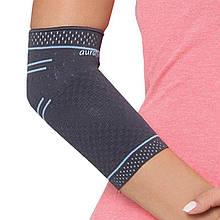 Бандаж на лікоть Aurafix 306 для захисту суглоба при спортивних навантаженнях