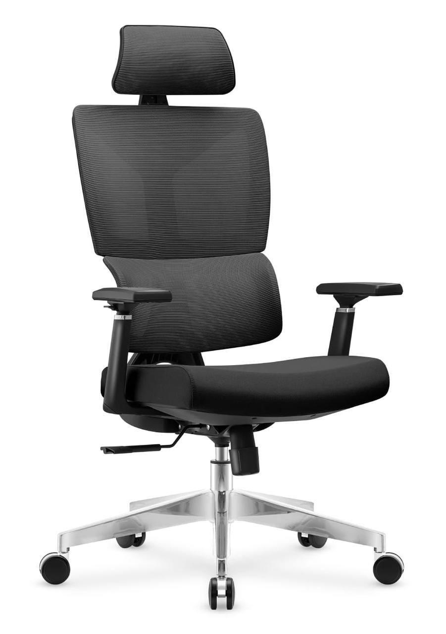 Кресло офисное MARK ADLER ДЛЯ ВНУТРЕННЕГО РЫНКА ЕС EXPERT 7.0 Black