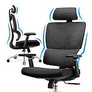Кресло офисное MARK ADLER ДЛЯ ВНУТРЕННЕГО РЫНКА ЕС EXPERT 7.0 Black, фото 9