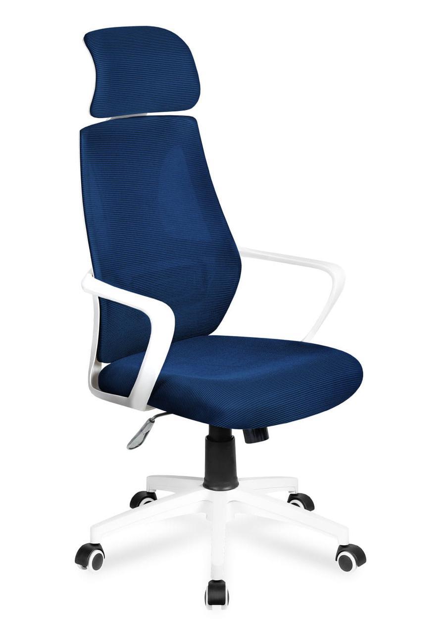 Крісло офісне MARK ADLER Для внутрішнього ринку ЕС Manager 2.8 Blue Бренди Європи