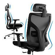 Крісло офісне MARK ADLER Для внутрішнього ринку ЕС EXPERT 4.5 Black_x000D_, фото 10