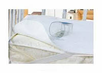 Наматрасник непромокаемый AQUA STOP 60*120 см белый Idea