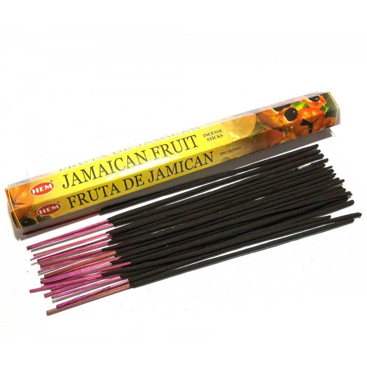 Ароматические палочки Jamaican Fruit (Ямайский Фрукт), шестигранник