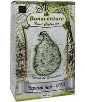 Чай чорний Bonaventure крупнолистовий