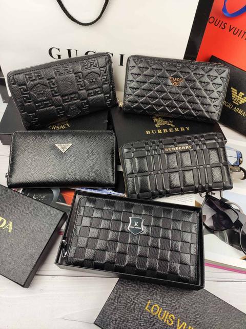 Мужские кошельки портмоне бумажники