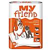 Пелюшки для тварин My Friend (60х60 см) 10 шт.