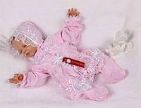 """Набор на выписку """"Кристи"""" розовый, фото 1"""