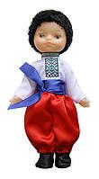Кукла Украинец в вышиванке в народном костюме Made in Ukraine