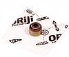 Сальник клапана ORIJI Ліфан 520 Бриз Lifan 520 Breez LF479Q1-1007018A/17A