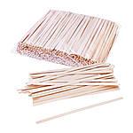 Мішалка дерев'яна 140х5х1мм (800 шт/уп)
