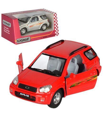 Машина металева KINSMART KT 5041 W Toyota Rav4