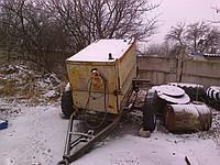 Сварочный агрегат на шасси (САК) АДД-300