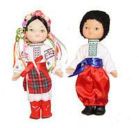 Комплект ляльок в українському вбранні. Зроблено в Україні