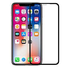 Захисне скло на телефон iPhone X