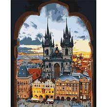 """Картина по номерам """"Злата Прага"""" ★★★★"""
