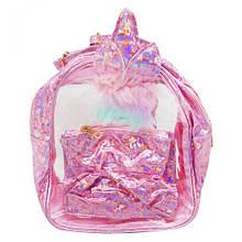 """Рюкзак """"Кролик"""" розовый"""