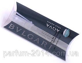 Мини парфюм Bvlgari Aqua pour homme 8 ml