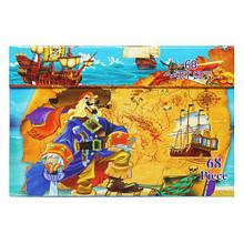 """Набір для творчості """"Пірати"""", 68 елементів"""