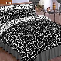 Отличное постельное белье семейное ТМ Вилюта,  ткань ранфорс-платинум