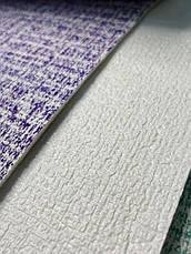 Самоклеющиеся обои белые 2800х500х3мм (YM 10), фото 3