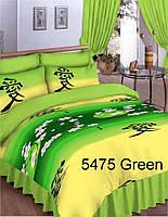 Качественные комплекты постельного белья ТМ Вилюта полуторные,  ткань ранфорс-платинум