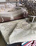 Скатерть На Обеденный Стол Велюровая Сервировочная Прямоугольная Турция Verolli 160*220 см Разные Цвета, фото 5